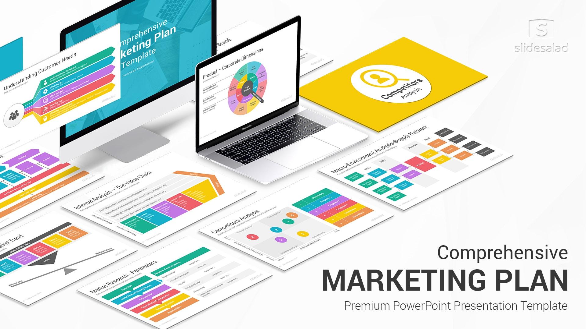 Best Marketing Plan PowerPoint Templates