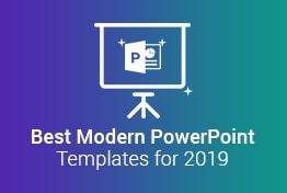 Best Modern PowerPoint Templates for 2019