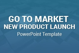New Product Launch Go To Market Plan and Strategy PowerPoint Template