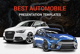 Best Automobile PowerPoint Templates