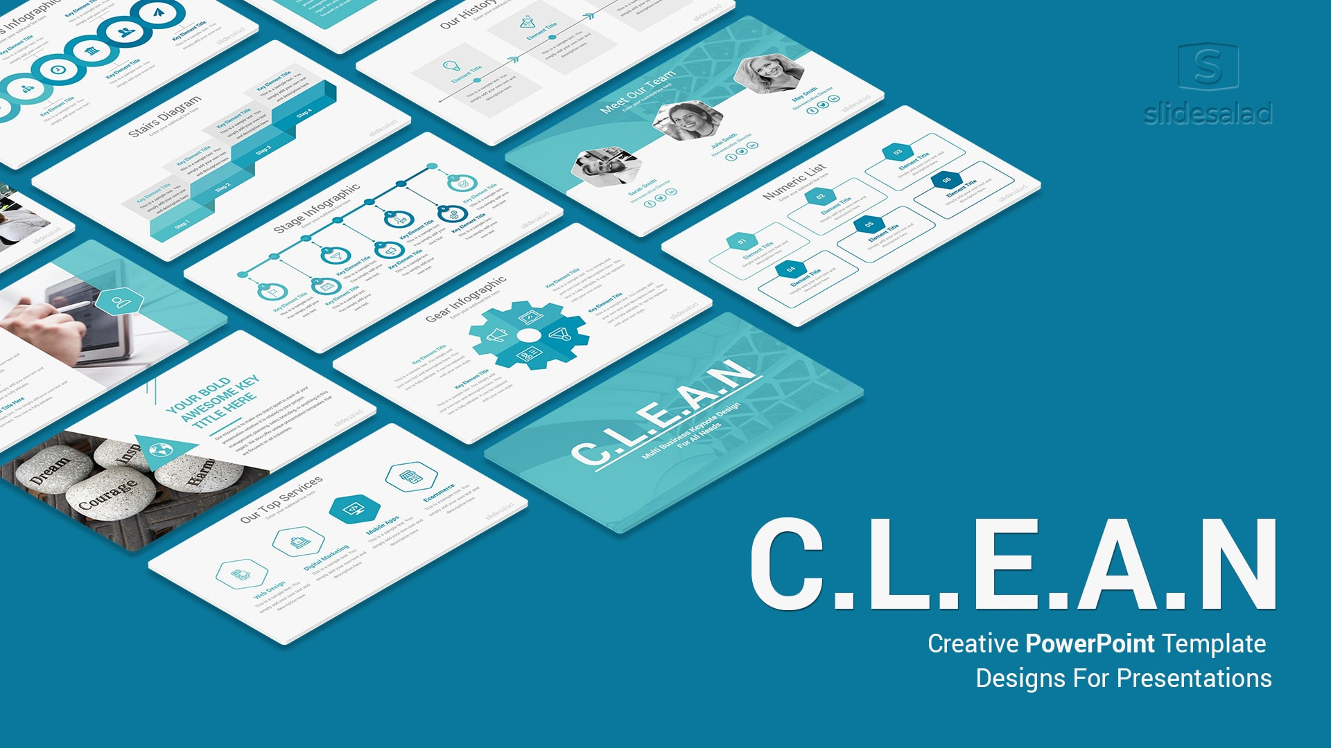 Clean-Business-PowerPoint-Templates