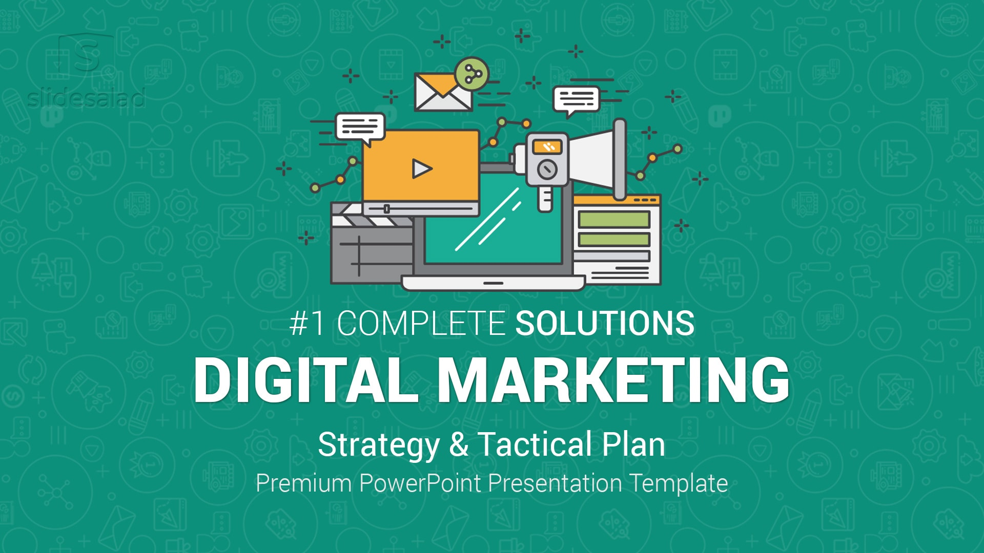 Best-Digital-Marketing-PowerPoint-Templates-Infographics