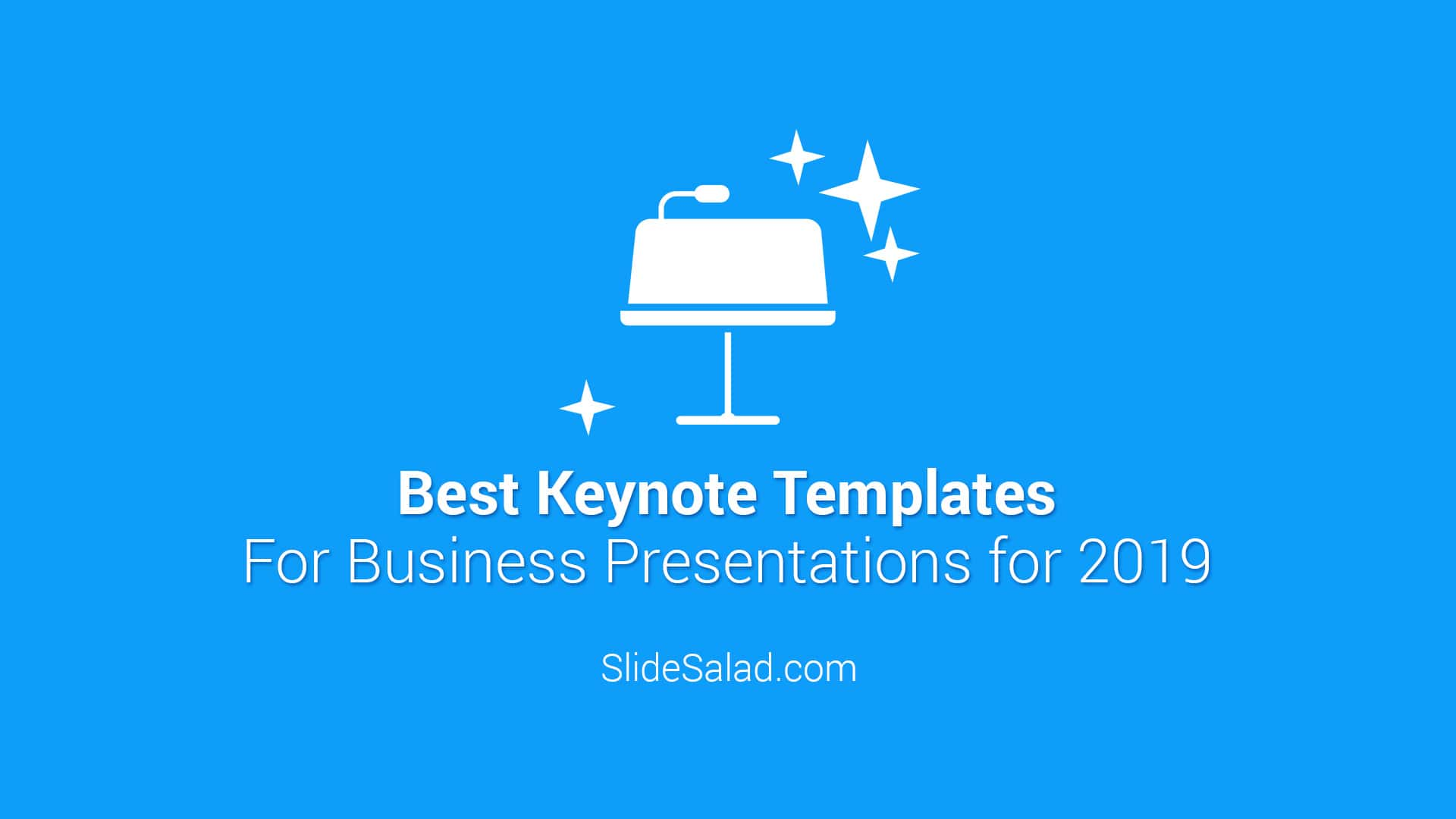 Best Keynote Templates for Business Presentations