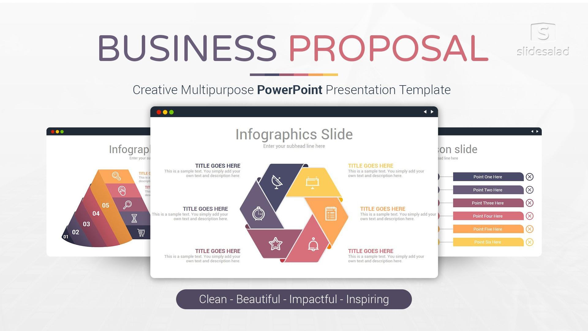 Best Minimalist Powerpoint Templates Of 2019 Slidesalad