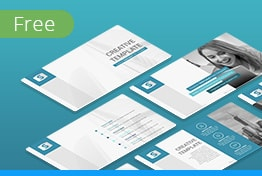 Creative Free Download Keynote Template