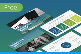 Business Plan Free Keynote Presentation Template