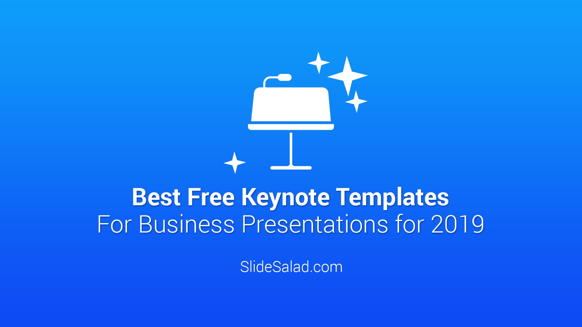 Best Free Keynote Templates for All Types of Presentations