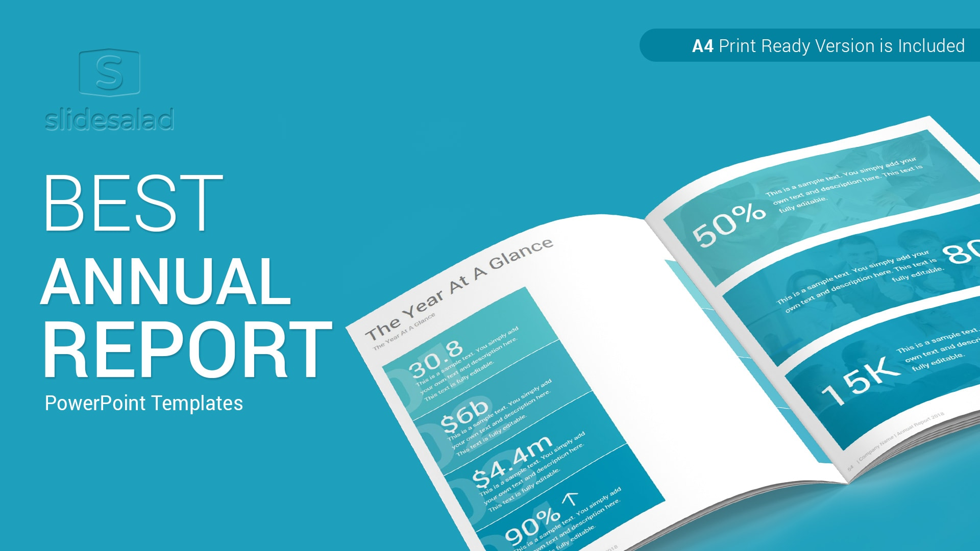 Best Yearly Reporting PowerPoint Presentation Templates Design