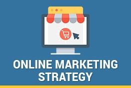 Online Marketing Strategy Google Slides Template