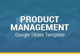 Product Management Google Slides Template