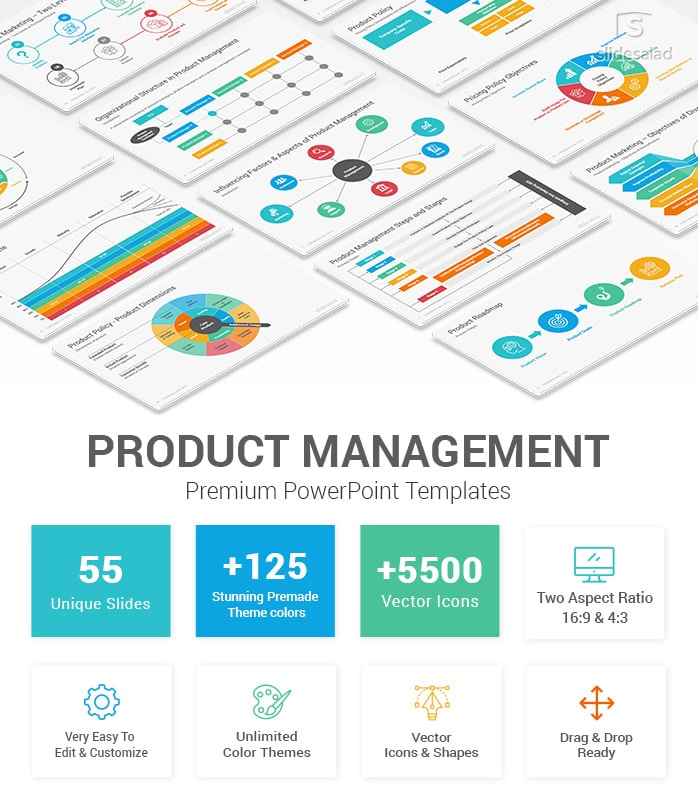 Product Management PowerPoint Template