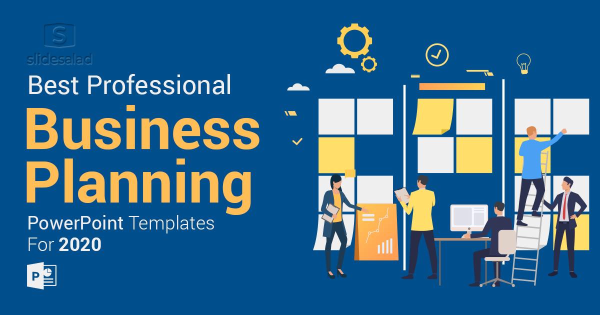 Best Business Plan Powerpoint Presentation Templates 2021 Slidesalad