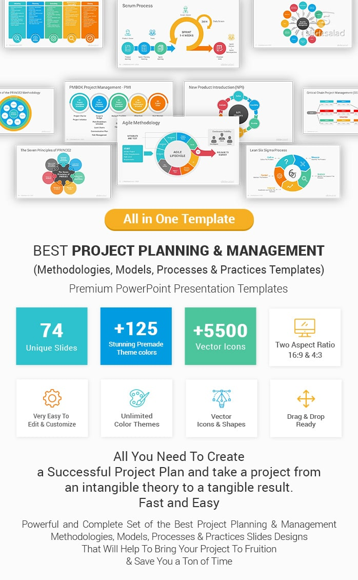 Best Project Planning And Management Models And Practices