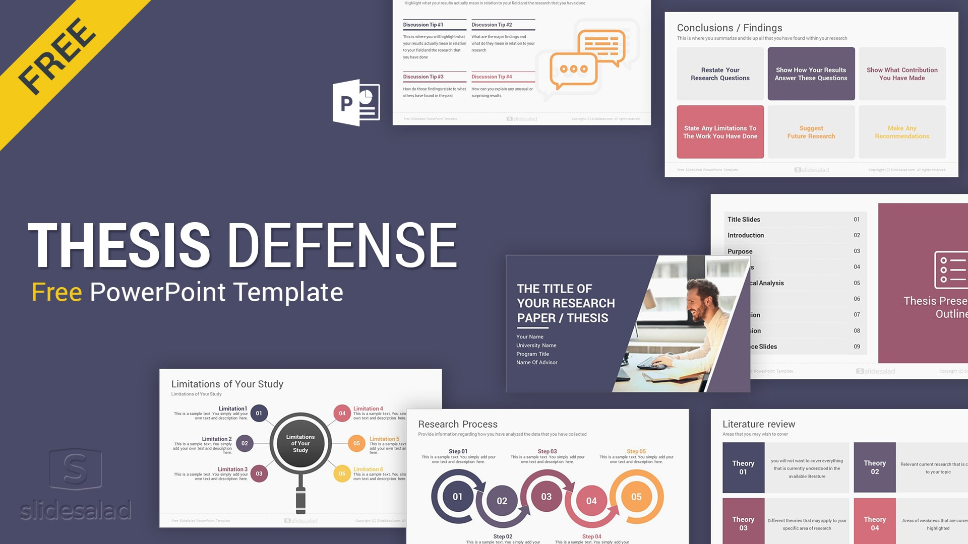 Powerpoint Template Ideas from www.slidesalad.com